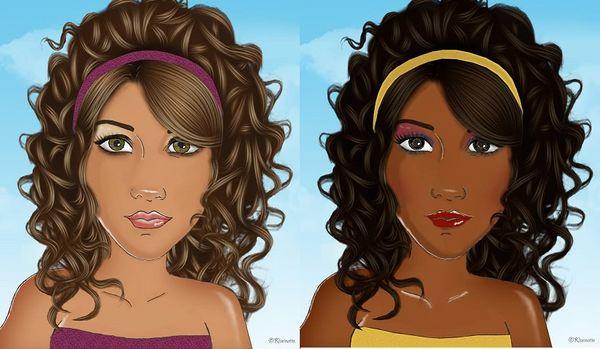 Conseils mode/make-up : Teints noirs et métissés, quelles couleurs choisir ?