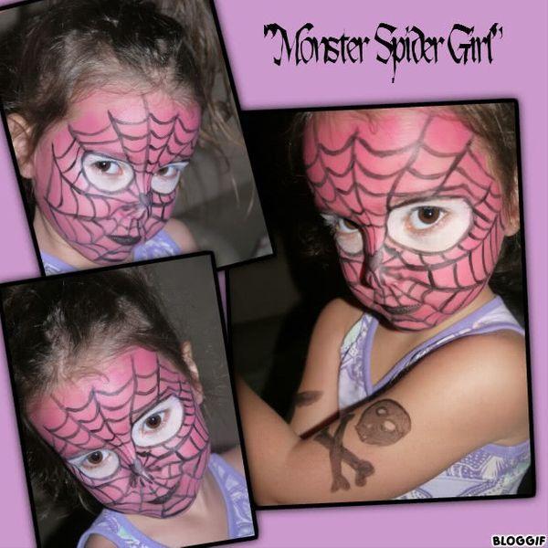 Ma Spider-Girl en Grim'tout + 3 Mega Fiesta Box à offrir :)