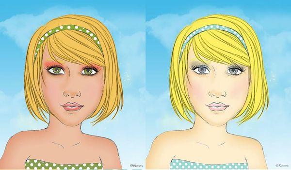 Conseils mode/make-up : Blondinettes, quelles couleurs choisir ?