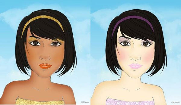 Conseils mode/make-up : Brunes, quelles couleurs choisir ?