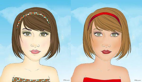 Conseils mode/make-up : Châtains, quelles couleurs choisir ?