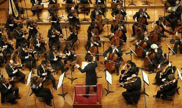 Halle Au Grains: Orchestre Symphonique pour les enfants