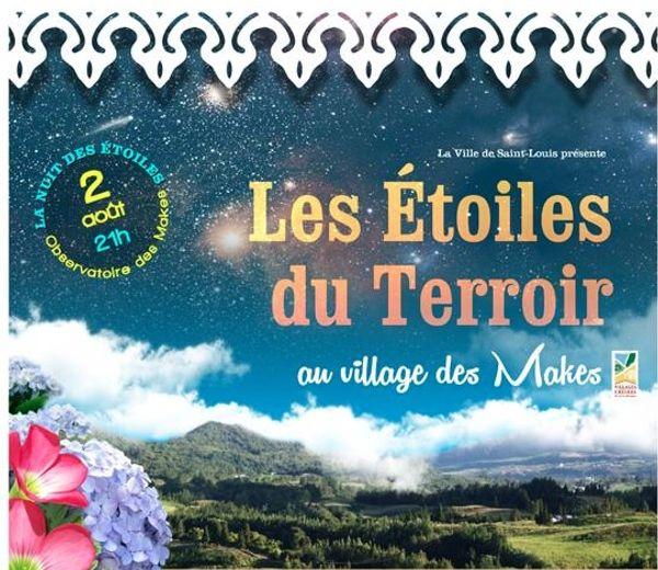 Les étoiles du Terroir aux Makes