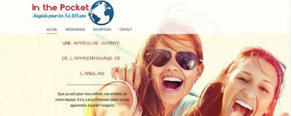 Apprendre l'anglais aux marmailles, mais pas comme tout le monde !!!!!