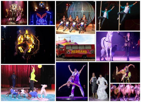 Le Cirque Médrano du 12 Avril et jusqu'au 3 Mai 2014 à Nice + CONCOURS 20 places à gagner