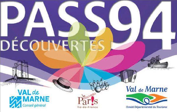 Le Pass découverte Val de Marne !!!