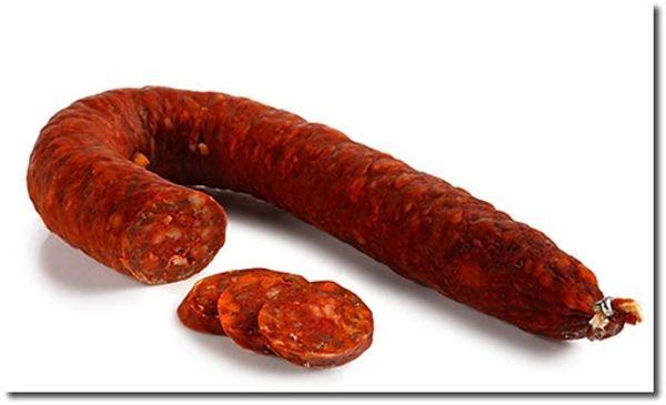 Petite recette sympa et facile, pommes de terre au chorizo ! un régal