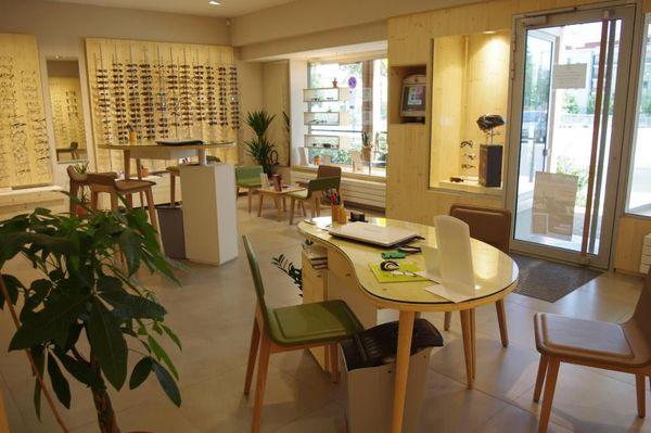Bron (69) : Un Centre Optique ECOLO