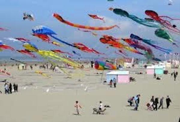 Festival de cerfs-volants de Martigues !