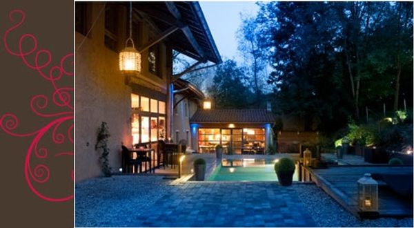 Lili paradis est bien plus qu'une maison d' hôtes...Un vrai week end romantique !