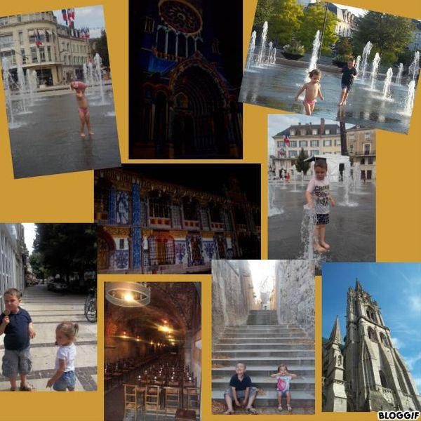 Idée week-end: CHARTRES une ville à visiter avec les enfants :)