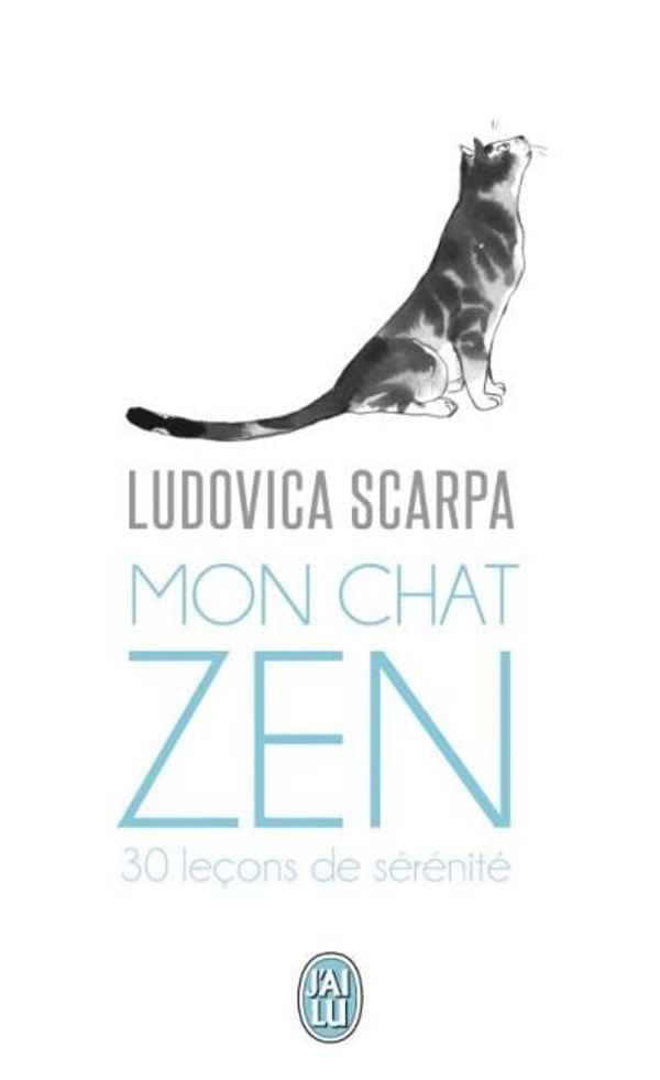 Mon chat zen, éditions J'ai Lu