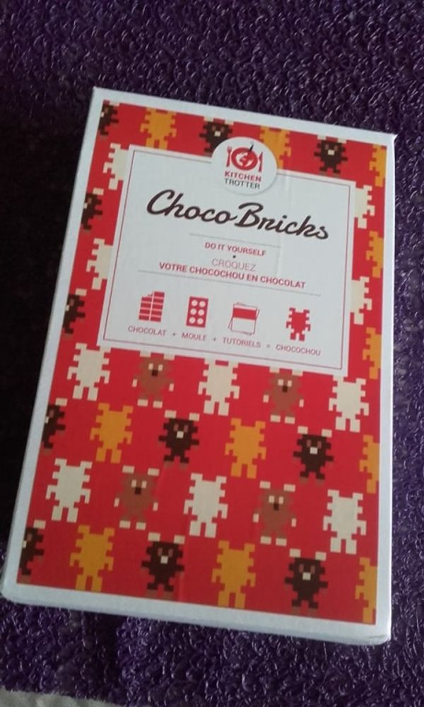 On a testé le Chocobrick de Kitchen Trotter