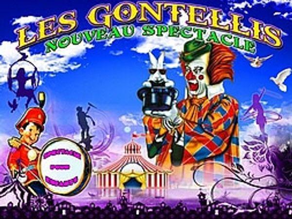 Gagnez des places pour Le nouveau spectacle des Gontellis