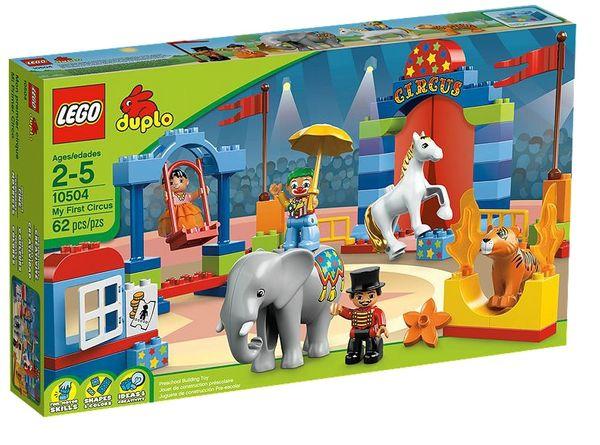 Le monde enchanté de LEGO DUPLO + CONCOURS