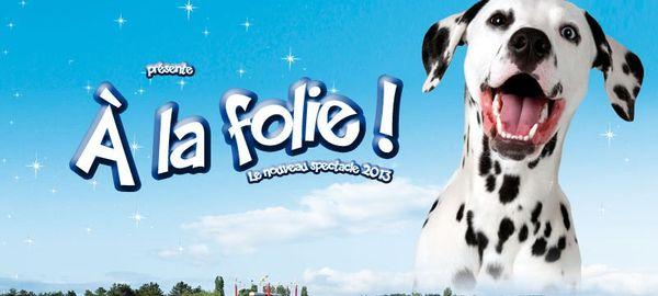 Spectacle Cirque Amar - A la Folie ! à Bergerac - 5 au 6 mars 2013