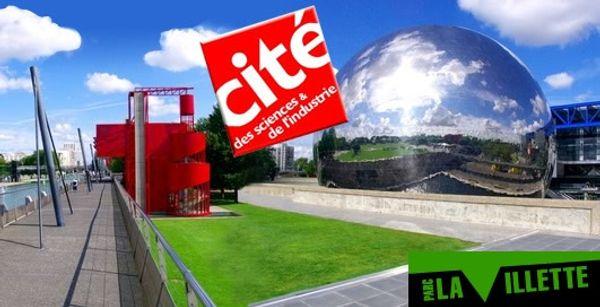 La Géode + La Cité des Enfants = une super journée à la Villette :)