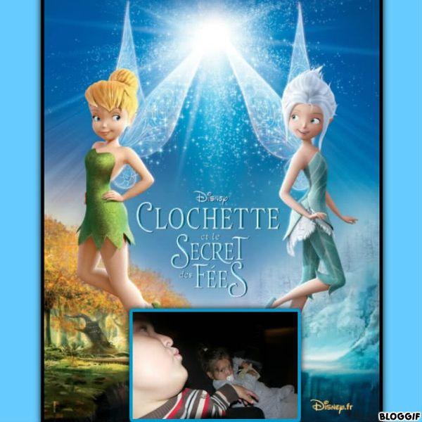 La fée Clochette et le secret des Fées....à voir :) Notre avis + bon plan :)