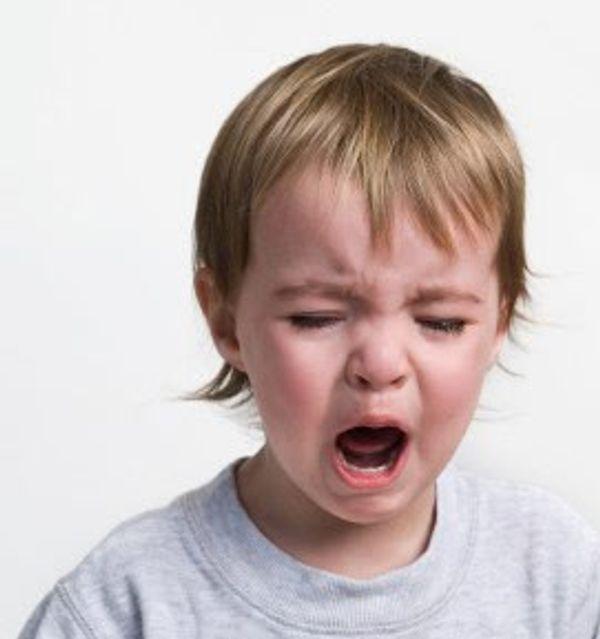 Débat :  grosse colère d'enfants