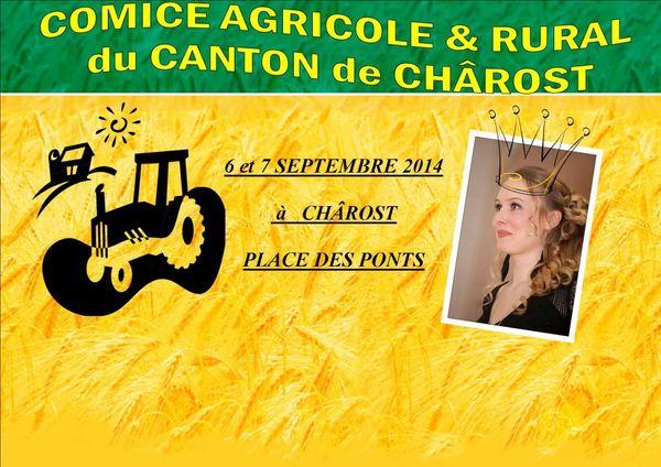 Comice agricole et rural du Canton de Chârost (18)