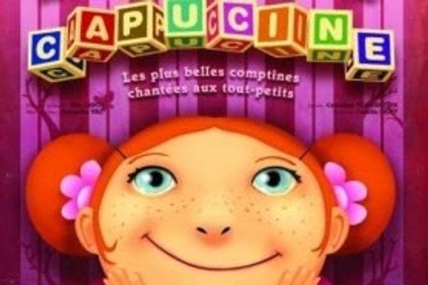 Les comptines de Capucine en spectacle à Paris