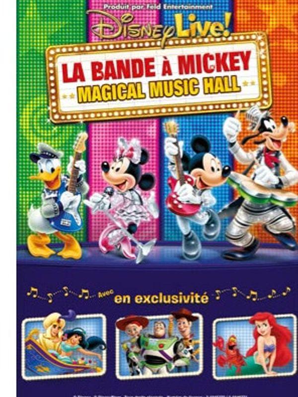 SPECTACLE: Disney Live, La Bande à Mickey....notre avis.