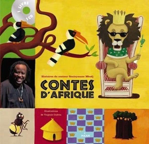 Contes d'Afrique  Souleymane Mbodj