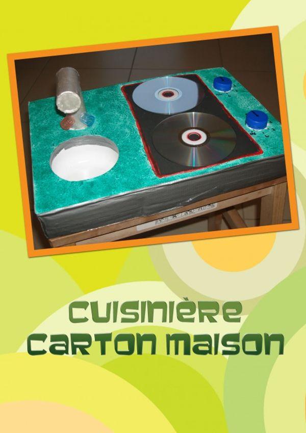 {Brico} Cuisinière Maison 100% Récup