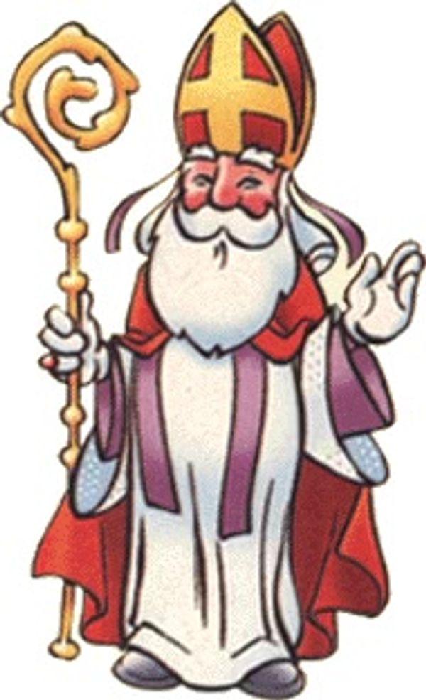 Saint Nicolas Saint patron des Lorrains