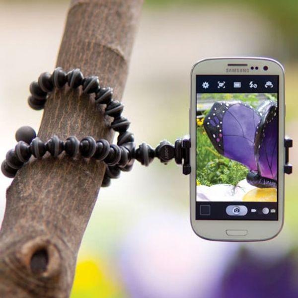 Trépied pour smartphone + surprise