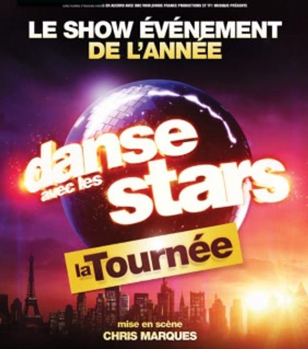 DANSE AVEC LES STARS le vendredi 17 Janvier à Nice