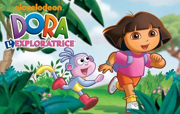 On fête la rentrée avec Dora + 2 colis bien garnis à gagner