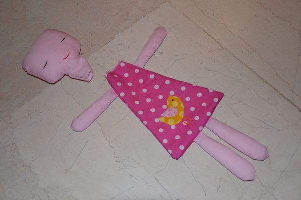 DIY: Trop fière de ma poupée