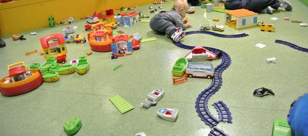 Idée sortie !!! Le Playmobil Fun Park