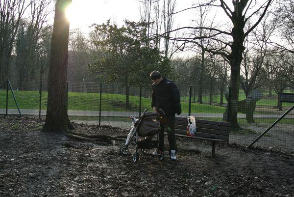 Balade au parc de la Courneuve Georges Valbon