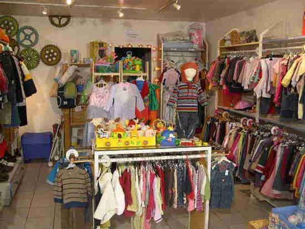 La Compagnie des P'tits Loups : un dépôt-vente pour enfant à Bourges (18)