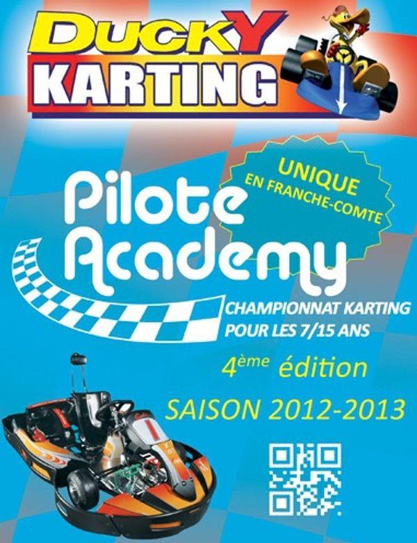 Championnat de karting pour petits pilotes / Ducky Besançon