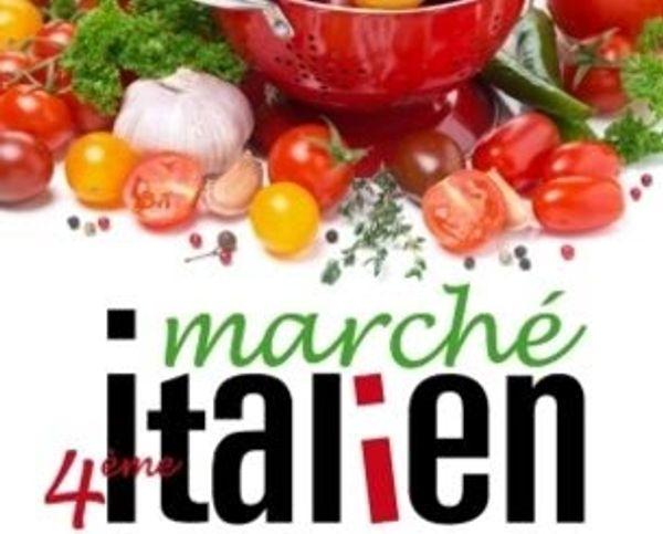 4ème Marché Italien au Village de Mougins !  Les 4, 5 et 6 Avril 2014