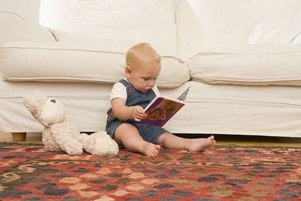 Les bébés lecteurs, lectures tout-petits