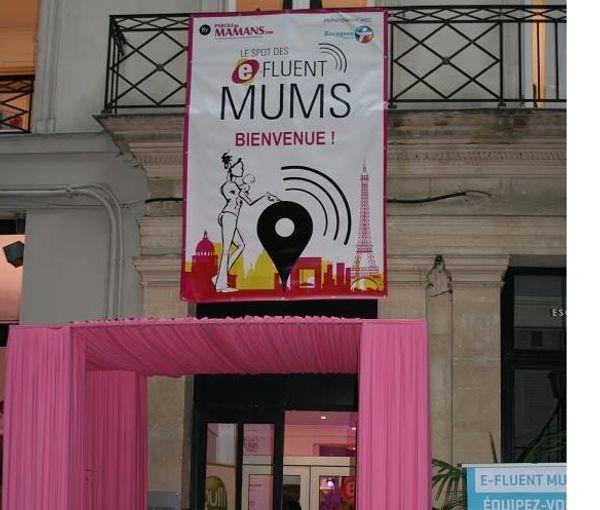 Echanger, découvrir,s'informer, s'amuser: retour sur la belle journée du spot E fluent Mums 2