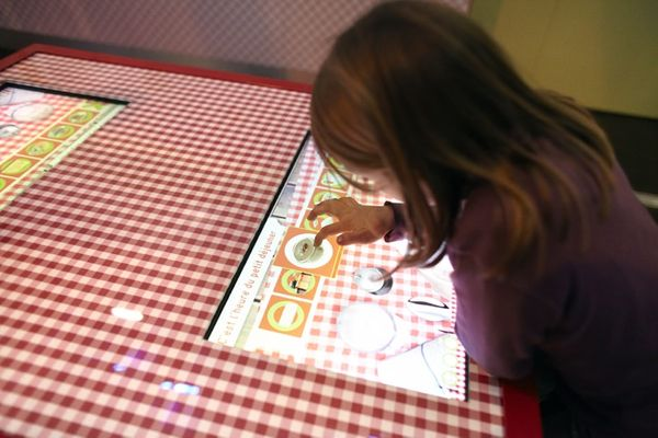 L'exposition 'Bon appétit, l'alimentation dans tous les sens
