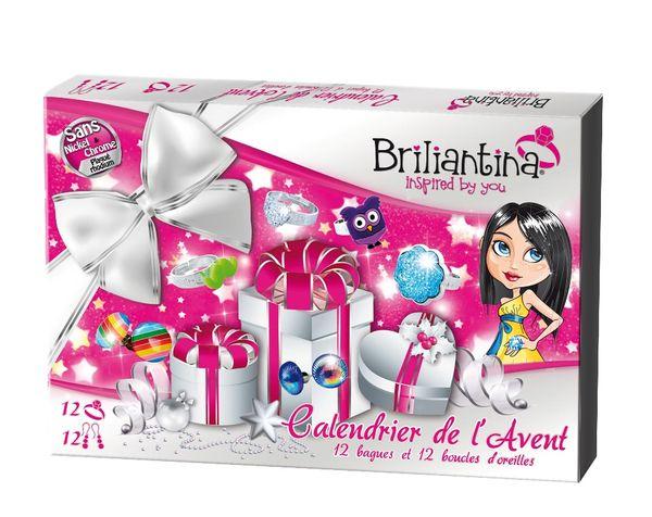 Briliantina pour les petites coquettes + 1 calendrier à offrir