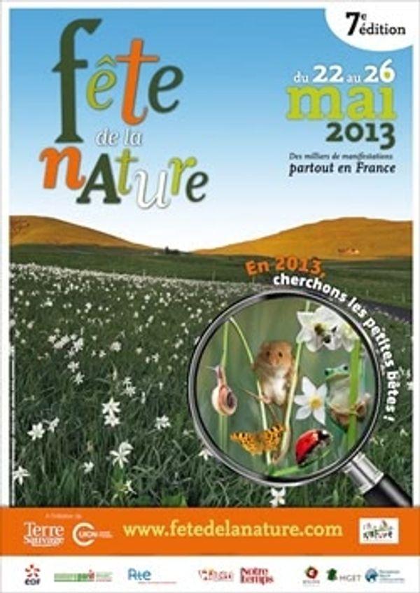 Fête de la Nature 2013