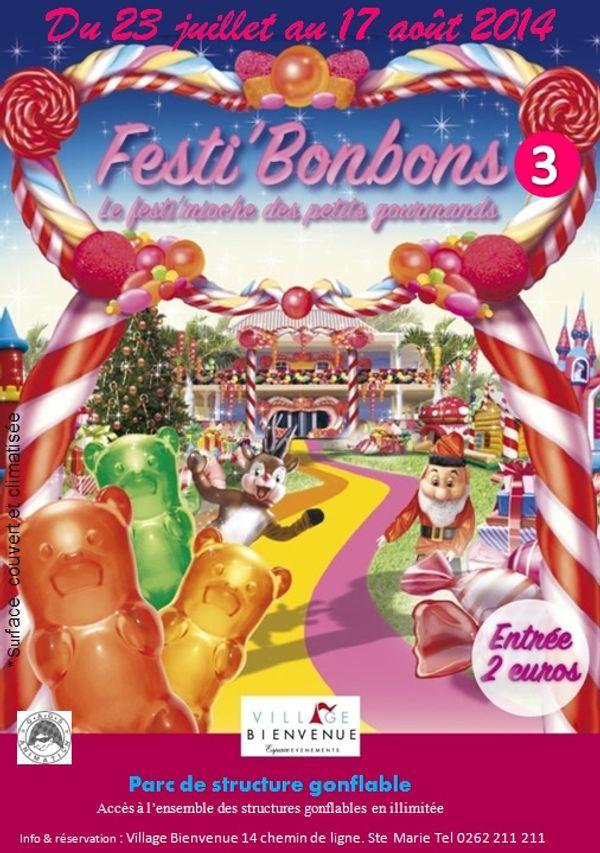 Festi BONBONS , édition 2014