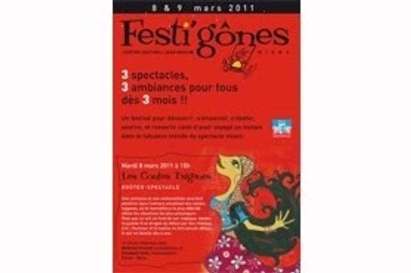 Festi'gônes 2014 : Super sortie avec les enfants