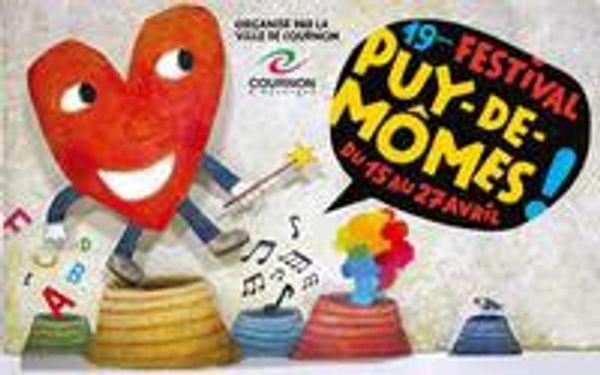 19e Festival Puy-de-Mômes !