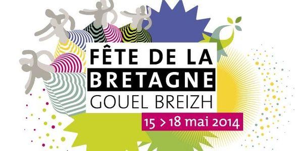 Fête de la Bretagne du 10 au 18 Mai dans le 14e et 15e