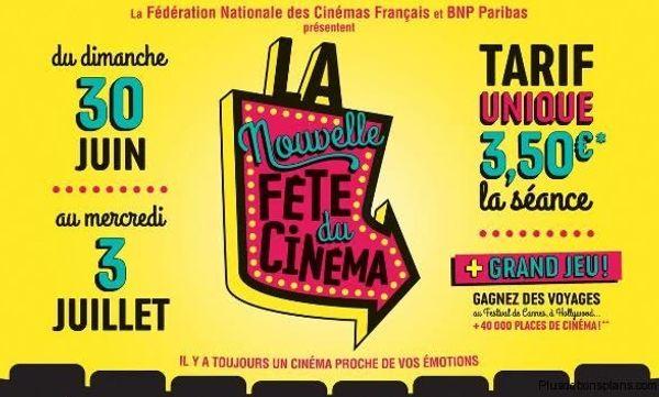 La fête du Cinéma !!!