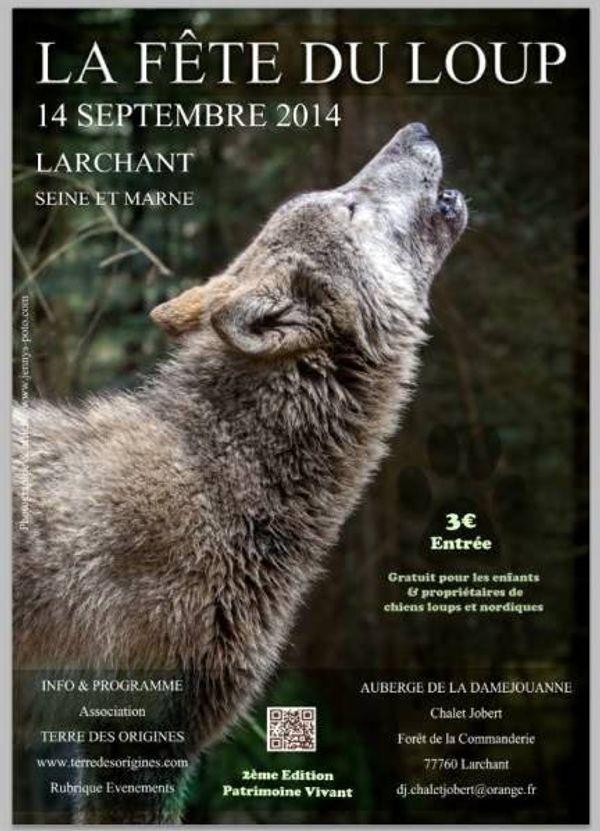 Fête du loup 2014