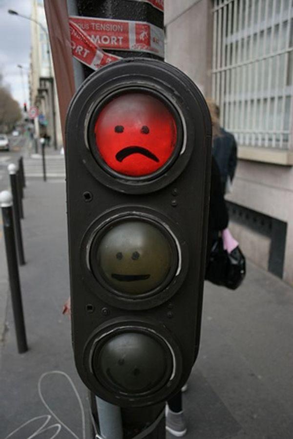 Marre des mauvais conducteurs et des mauvais pietons